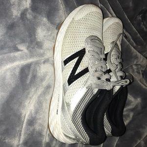 New Balance women's gym shoes